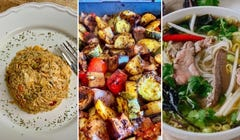 10 of the Healthiest Cuisines Around the World