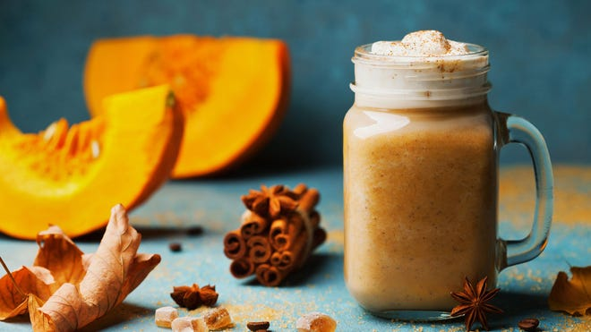 Everything You Need to Make a Pumpkin Spice Latte at Home
