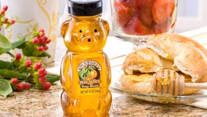 Why Your Honey Comes in a Bottle Shaped Like a Bear