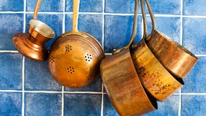 You Can Shine Your Copper Pots with This Condiment