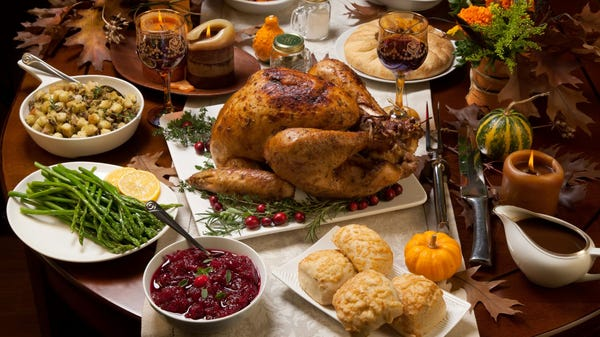 Here's Why You Should Probably Get That Thanksgiving Turkey Now