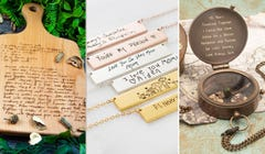 7 Etsy Shops That Turn Signatures and Scribbles Into Gifts