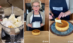 You Can Make a Cheesecake In an Air Fryer