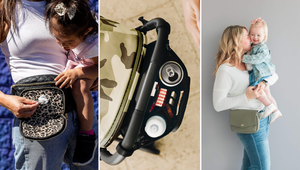8 Cute and Convenient Fanny Packs for Parents on the Go