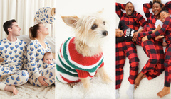 Want Matching Holiday Pajamas? Get Them Before They're Gone