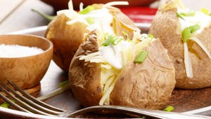 Here's How to Get the Perfect Baked Potato