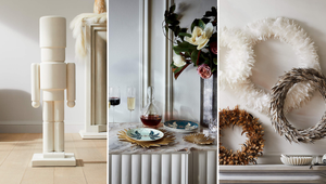 Love Modern Christmas Décor? Then This New Collection Is for You