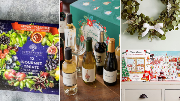 The Best Food and Drink Advent Calendars for Holiday 2021