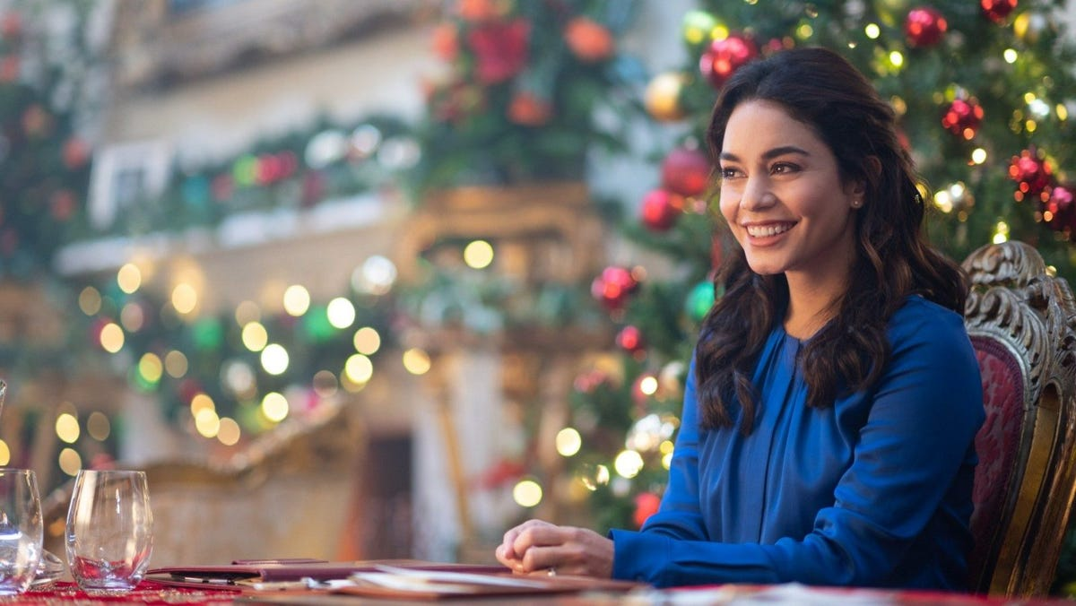Vanessa Hudgens stars in the third installment of Netflix's The Princess Switch.