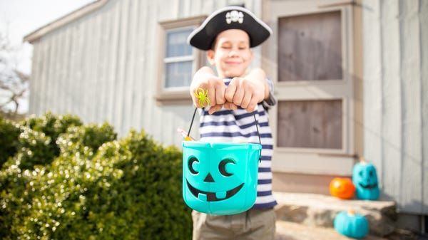 The Teal Pumpkin Project: Is Your Halloween Safe for Kids?