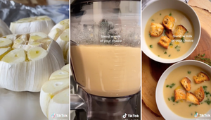 This Viral Soup Calls for 60 Garlic Cloves