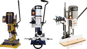 The Best Mortiser Machines For Woodworking