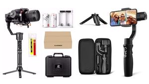Choosing The Best Camera Gimbals