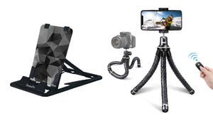 The Best Pocket Tripods for Your Handheld Device