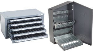 Drill Bit Cases To Help Organize Your Workspace