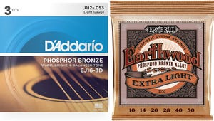 The Best Acoustic Guitar Strings for Your Next Jam Session