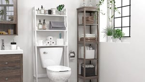 The Best Over-the-Toilet Organizers for Bathroom Supplies
