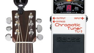 The Best Guitar Tuners for Every Musician