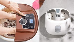The Best Foot Spa Massagers for Pampering Yourself at Home