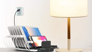 The Best Charging Station Organizers for Your Electronics