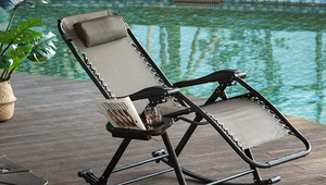The Best Zero Gravity Chairs for Outdoor Relaxation