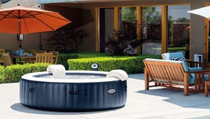 The Top Portable Hot Tubs for Your Yard or Porch