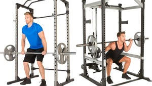 Improve Your Home Workout with These Power Racks