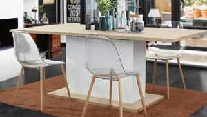 The Best Clear Chairs for Your Space