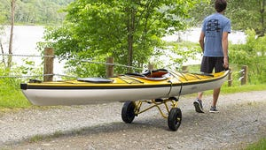 The Best Carts for Transporting Your Kayak