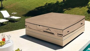 Protect Your Hot Tub with These Covers