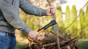 The Best Camping Axes for Chopping Wood