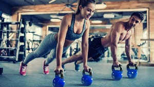 The Best Kettlebell Weight Sets for Your Home Workout