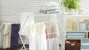 The Best Drying Racks for Your Laundry