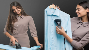 Reduce Fabric Wrinkles with These Clothes Steamers