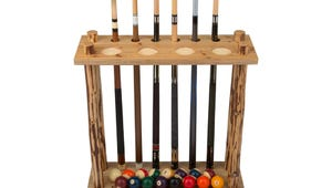 The Best Pool Cue Rack for Your Billiard Room