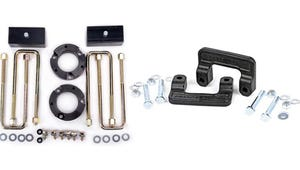 The Best Leveling Kits for Your Truck
