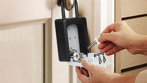 The Best Lock Boxes for Your House Keys