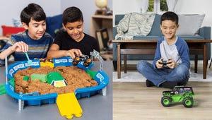 The Best Monster Truck Toys for Kids
