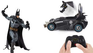 The Best Batman Toys From Every Era