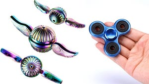 The Best Fidget Spinners for Keeping Boredom at Bay