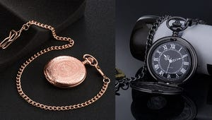 The Best Pocket Watches for Your Style