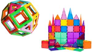The Best Magnetic Building Block Sets for Kids