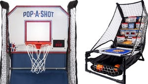 The Best Indoor Basketball Games for Your Arcade Room