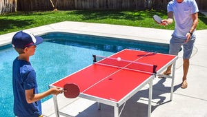 The Top Ping Pong Tables for Your Living Space
