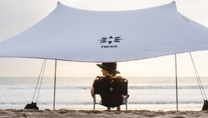 The Best Tents for Days at the Beach