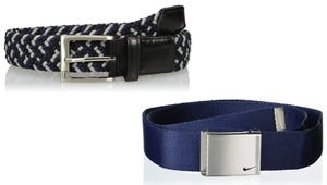 The Most Stylish Golf Belts for Men