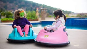 The Best Bumper Cars for Kids