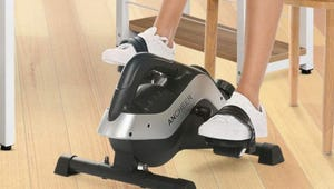The Best Under-Desk Bikes to Stay Fit