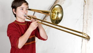 Make Music at Home with These Trombones