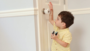 Childproof Your Home with These Door Locks